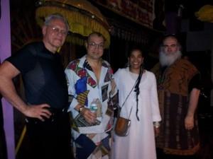 Eric Mann, Fred Ho, Dequi Kioni-sadiki & Matt Meyer
