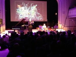 Milford Graves' NY HeArt Ensemble