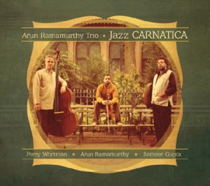 Arun Ramamurthy Trio CD