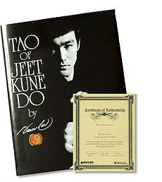 Bruce Lee Tao of Jeet Kune Do