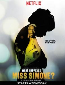 Nina Simone film poster