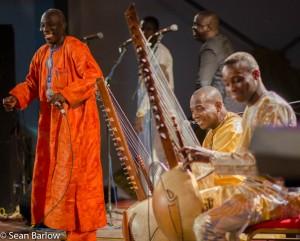 Toumani Diabate's Symmetric Orchestra