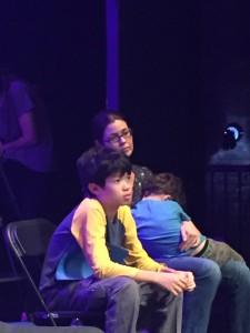 Arturo O'Farrill talk event w. children