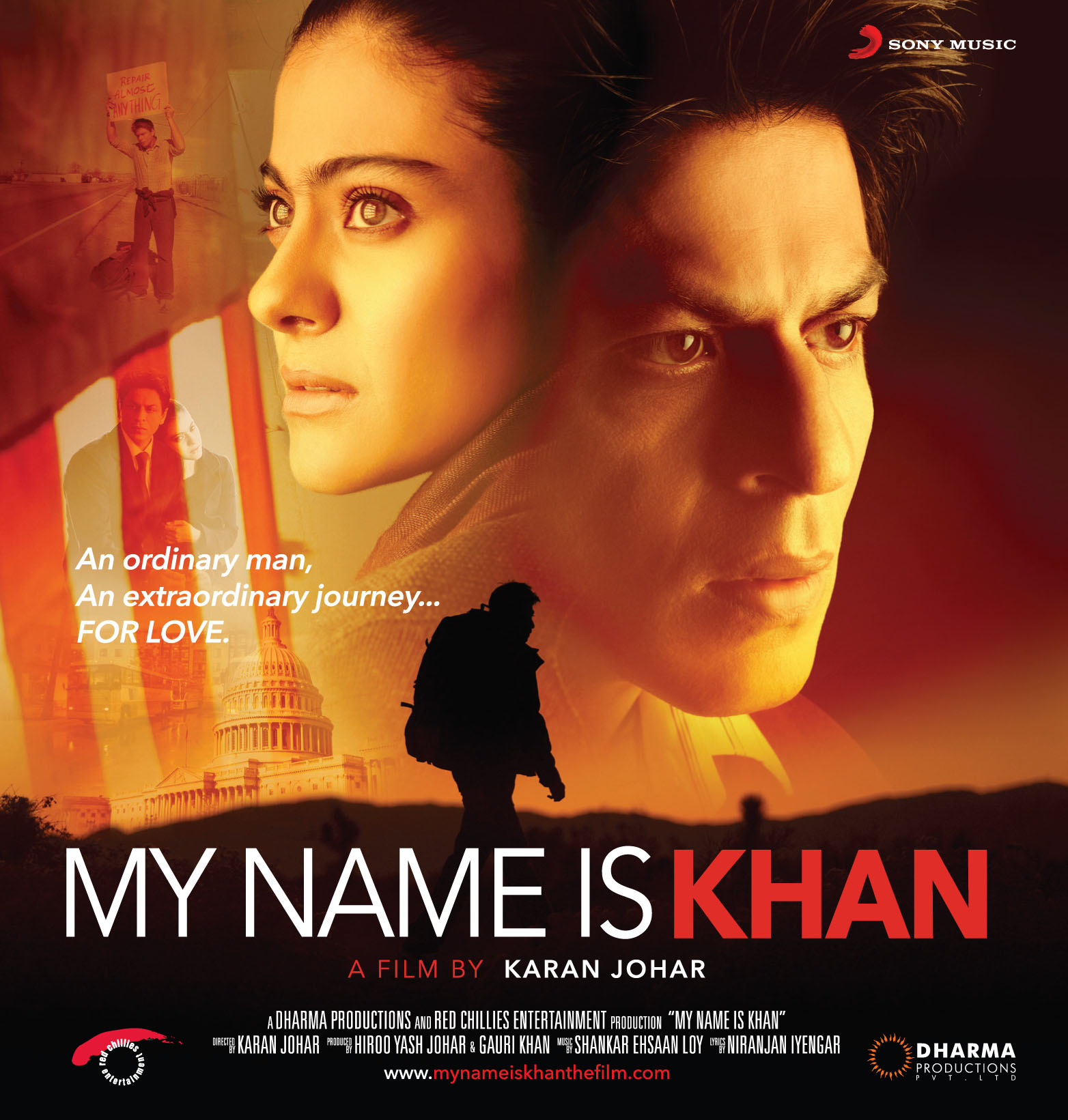 upcoming bollywood movie and soundtrack  my name is khan