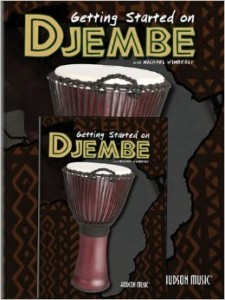 Michael Wimberly HOW TO DJEMBE