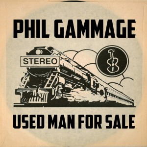 Phil Gammage CD cover