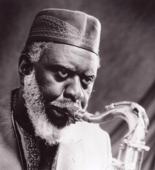 Pharoah Sanders @ the NYC Winter JazzFest 2017