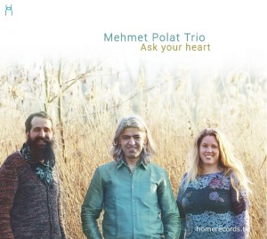 Mehmet Polat Trio CD cover