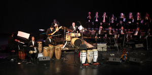 Salsa Meets Jazz for Puerto Rico with Bobby Sanabria MULTIVERSE Big Band @ Le Poisson Rouge | New York | New York | United States
