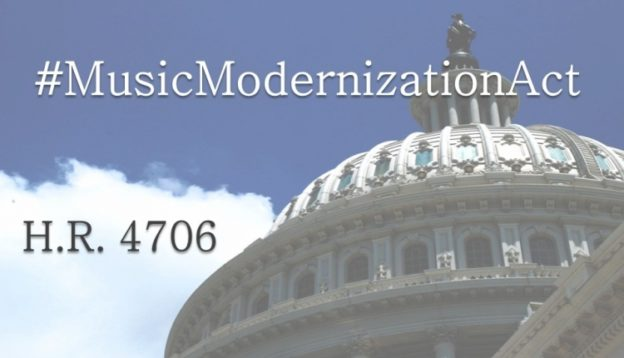 Music Modernization Act
